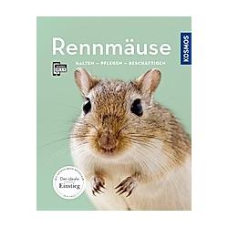 Rennmäuse. Anja Steinkamp  - Buch