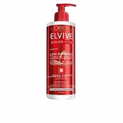 ELVIVE color-vive low champú cabellos teñidos 400 ml