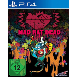 Mad Rat Dead - PS4