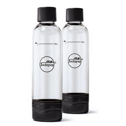 MySodapop Trinkflasche mySodapop PET Flaschen Duo Pack, passend für Jerry und Sharon