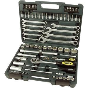 Mannesmann, Werkzeugkoffer + Werkzeugtasche, Heimwerker Werkzeugset im Koff