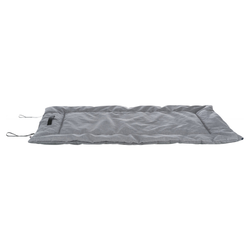 Trixie Reisedecke Tommy grau für Hunde, Maße: 100 x 70 cm