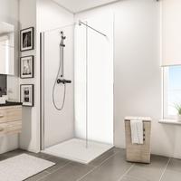 Schulte Duschrückwand Decodesign Kombi weiß 2100x900x3 mm