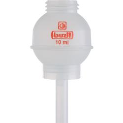 Buzil Dosierkugeln, transparent, für 1000 ml - Buzil-Flaschen, H 618 Dosierkugel 10 ml