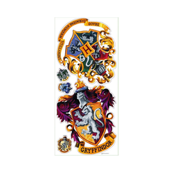 RoomMates Wandsticker Wandsticker, Harry Potter Crest