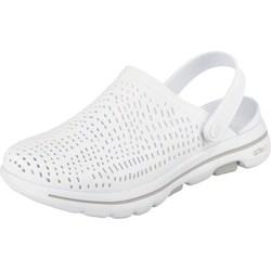 Skechers GO WALK 5 Clogs Clog weiß 41