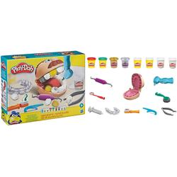 Hasbro Knete Play-Doh Zahnarzt Dr. Wackelzahn