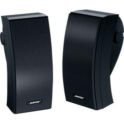 Bose 251® environmental speakers Lautsprecher (2 Außenlautsprecher für die Wandmontage) schwarz