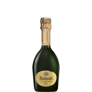 RUINART CHAMPAGNER-  BRUT - HALBE FLASCHE