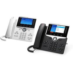 Cisco CP-8861-W-K9= Systemtelefon,VoIP Farbdisplay Weiß
