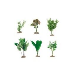 Seidenpflanzen S naturgetreu für die Vordergrunddekoration