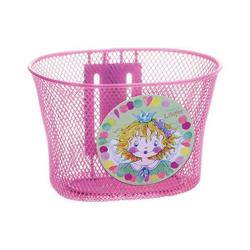 Prinzessin Lillifee Fahrradtasche Prinzessin Lillifee Fahrradkorb aus Metall, pink