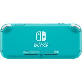 Nintendo Switch Lite türkis + Animal Crossing: New Horizons Edition