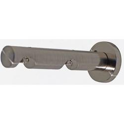 Träger, indeko, Innenlaufsysteme, (1-St), ø 16 mm für Innenlaufsysteme