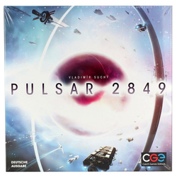Czech Games Edition Spiel, Czech Games Edition Pulsar 2849 (deutsch)