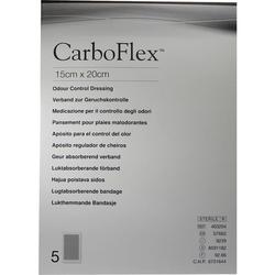 CARBOFLEX 15x20 cm Verband 5 St