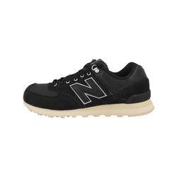 Sneaker low ML 574 New Balance schwarz