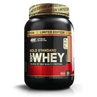 Optimum Nutrition Gold Standard 100% Whey Cinnamon Bun Pulver 900 g