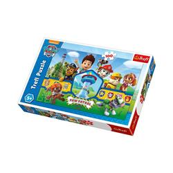 Trefl Puzzle Puzzle 100 Teile - Paw Patrol, Puzzleteile