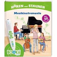 Tessloff BOOKii Hören und Staunen Musikinstrumente