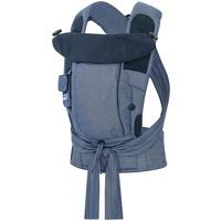 HOPPEDIZ Bondolino Plus One Size blau-melange