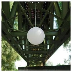 s.LUCE LED Gartenleuchte Globe+ Hängekugel Ø 50cm