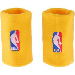 Nike NBA Schweißband in amarillo-amarillo, Größe OSFM amarillo-amarillo OSFM