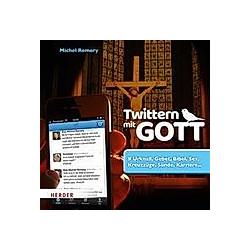 Twittern mit Gott - Buch