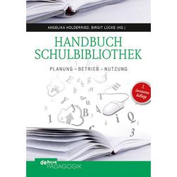 Handbuch Schulbibliothek: Buch von