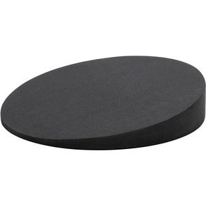 softX® Sitzkeilkissen rund schwarz