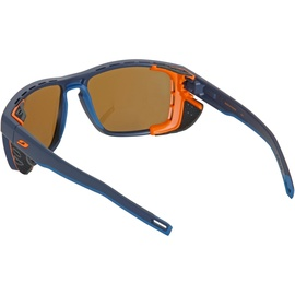 Julbo Shield Cameleon Sunglasses Blue/Blue/Orange-Brown 2018 Sonnenbrillen BJ2n58Y