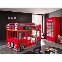 Vipack Etagenbett London Bus