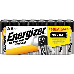 Energizer Alkaline Power AA Batterien 16x Batterie