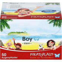 PIRATOPLAST Boy soft Augenpflaster klein 50 St.