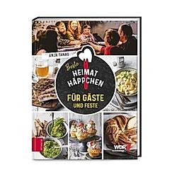 Heimathäppchen - Für Gäste und Feste. Anja Tanas  - Buch