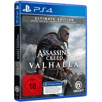 Assassin's Creed Valhalla - Ultimate Edition (USK) (PS4)
