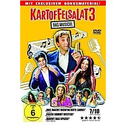 Kartoffelsalat 3 - Das Musical - DVD  Filme