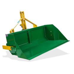 Traktor Heckschaufel Hydraulik Schaufel hydraulisch 400kg