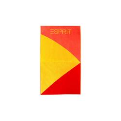 Esprit Strandtuch Strand, Stylisches Design rot