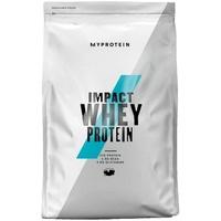 MYPROTEIN Impact Whey Protein Neutral Pulver 1000 g