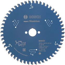 BOSCH Expert for Aluminium Kreissägeblatt 165,0 mm