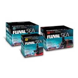 Fluval SEA SP Tauchpumpe für Meerwasser Aquarium, SP4- 6910 l/h (20 x 12 x 21 cm)