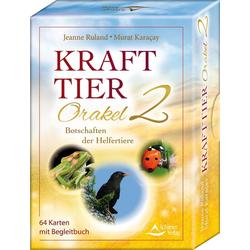 Krafttier-Orakel 2: Buch von Jeanne Ruland/ Murat Karaçay/ Murat Karacay