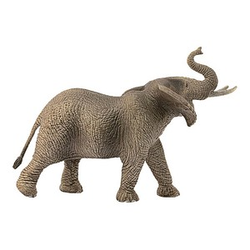 Schleich® Wild Life 14762 Afrikanischer Elefantenbulle Spielfigur