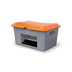 Behälter für streumaterial aus glaslaminat, 200 liter, mit öffnung