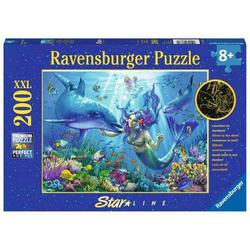Ravensburger 13678 Puzzle Leuchtendes Unterwasserparadies 200 Teile 13678