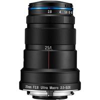Laowa 25mm F2,8 Ultra-Makro Nikon F