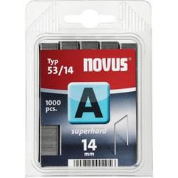 Novus Klammer A 53/14 mm 1000 STK  042-0359