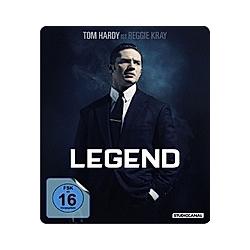 Legend Steelcase Edition - DVD  Filme