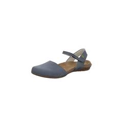 Sandalen Skechers blau